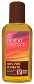 Buy Jojoba Oil 100% Pure 2 oz Desert Essence Online, UK Delivery, Vegan Cruelty Free Product