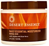 Buy Daily Essential Facial Moisturizer 4 oz Desert Essence Online, UK Delivery, Facial Creams Lotions Serums