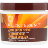 Buy Gentle Stimulating Facial Scrub 4 oz Desert Essence Online, UK Delivery, Facial Cleansers