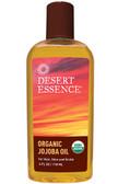 Buy Jojoba Oil Organic 4 oz Desert Essence Online, UK Delivery,