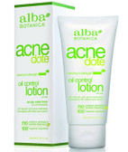 Buy Alba Botanica Natural Acnedote Oil Control Lotion 2 fl oz Online, UK Delivery, Women's Supplements Vitamins For Women Acne Treatment Topical