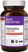 Buy Wholemega 1 000 mg 120 sg New Chapter Supplements Online, UK Delivery, EFA Omega EPA DHA