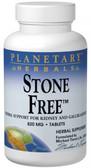 Stone Free 90 Tabs, Planetary Herbals