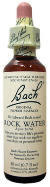 Buy Flower Essence Rock Water 20 ml Bach Flower Essences Online, UK Delivery, Herbal Remedy Natural Treatment