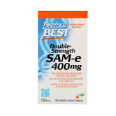 Buy SAM-e 400 Double-Strength 30 Tabs Doctor's Best Mood Online, UK Delivery