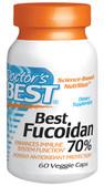 Buy Doctor's Best Fucoidan 70% 60 Caps Immune Antioxidant Online, UK Delivery, Algae Fucoidan brown seaweed fucoxanthin