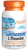 Buy Suntheanine 150 mg 90 Caps Doctor's Best Stress Online, UK Delivery, Stress Relief Remedy Formulas Anti Stress Treatment