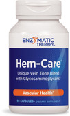 Buy Hem-Care 90 Caps Enzymatic Therapy Online, UK Delivery, Hemorrhoids