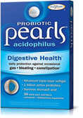 Buy Acidophilus Pearls 30 Caps Enzymatic Therapy Digestive Health Online, UK Delivery