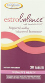 EstroBalance DIM 60 Tabs Enzymatic, Hormone Balance, PMS, Cramps, UK Supplements