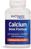 Calcium 180 Tabs Enzymatic, Bones, UK Store