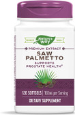Super Saw Palmetto, 120 Softgels, Natures Way