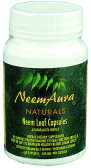 Buy Neem Leaf Capsules (Organic) 60 Caps Neem Aura Naturals Online, UK Delivery, Herbal Remedy Natural Treatment