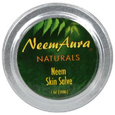 Buy Neem Skin Salve 1 oz Neem Aura Naturals Online, UK Delivery, Herbal Remedy Natural Treatment