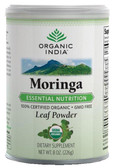 Buy Moringa Powder 8 oz Organic India Online, UK Delivery