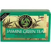 Jasmine Green Tea 20 Tea Bags, Triple Leaf Tea