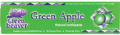 Buy Green Apple Toothpaste 2.5 oz Green Beaver Online, UK Delivery