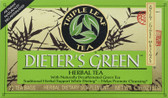 Buy Dieter's Green Herbal Tea 20 Bags, Triple Leaf Tea, Decaf ,Natural Remedy, UK