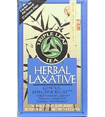 Herbal Laxative Tea 20 Bags Triple Leaf Tea