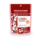Buy Organic Camu Camu Powder 3 oz Navitas Naturals Online, UK Delivery, Super Fruits Extract