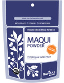 Buy Maqui Powder 3 oz Navitas Naturals Online, UK Delivery