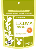 Buy Organic Lucuma Powder 8 oz Navitas Naturals Online, UK Delivery, Non-GMO Superfoods Green Food