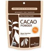 Buy Organic Cacao Powder 8 oz Navitas Naturals Antioxidants Iron Online, UK Delivery