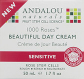 Buy 1000 Roses Beautiful Day Cream 1.7 oz Andalou Sensitive Online, UK Delivery, Day Creams Vegan Cruelty Free Product