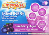 Buy Immune + System Support w Vitamin D Blueberry Acai 30 PKT Alacer Online, UK Delivery
