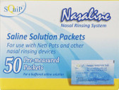 Buy Nasaline Salt Packets 50 Packets Squip Online, UK Delivery, Nasal congestion Relief Remedies