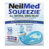 NasaKleen Squeezie 1 unit, Squip, Allergies, Colds