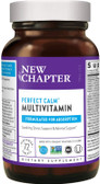 Buy Perfect Calm Multivitamin 72 Tabs New Chapter Organic Online, Stress Support, UK Delivery