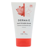 Buy Anti-Wrinkle Vitamin A and Glycolic Scrub 4 oz Derma E Online, UK Delivery