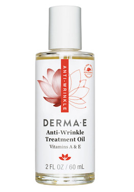 Vitamin A&E Anti-Wrinkle Treatment Oil 2 oz Derma E