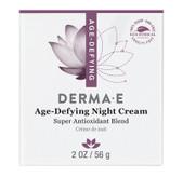 Age Defying Moisturizer Night Creme 2 oz Derma E
