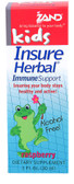 Buy Kids Insure Herbal Raspberry 1 oz Zand Online, UK Delivery