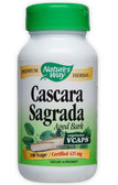 Cascara Sagrada Aged Bark 425 mg 100 Caps, Nature's Way