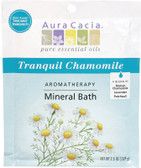 Buy Aura Cacia Tranquil Chamomile Aromatherapy Mineral Bath 2.5 oz packet Online, UK Delivery, Bath Salts