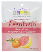 Buy Aura Cacia Refreshing Tangerine/Grapefruit Aromatherapy Foam Bath 2.5 Online, UK Delivery, Bath Salts