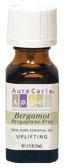 Buy Aura Cacia Bergamot (Bergaptene-Free) 100% Pure Essential Oil 0.5 oz Online, UK Delivery, Aromatherapy Essential Oils