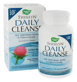 Thisilyn Daily Cleanse 90 Caps Nature's Way, Liver, UK Store