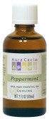 Buy Aura Cacia Peppermint 100% Pure Essential Oil 2 oz bottle Online, UK Delivery, Aromatherapy Essential Oils