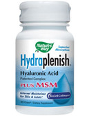Hydraplenish Hyaluronic Acid plus MSM 30 Caps Nature's Way