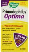UK Buy Primadophilus Optima, 30 Caps, Nature's Way, 35 Billion CFUs, Digestive
