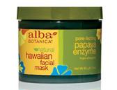 Buy Alba Botanica Hawaiian Papaya Enzyme Facial Mask 3 oz Online, UK Delivery, Facial Clays Masks All Skin Types
