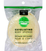 Buy Exfoliating Body Sponge Earth Therapeutics Online, UK Delivery, Bath Sponges Brushes