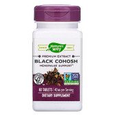Black Cohosh Standardized, 60 Tabs, Nature's Way