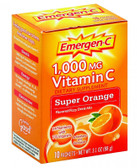 Buy Emergen C Orange 10 PKT Alacer Immune Support Online, UK Delivery