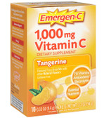 Buy Emergen C Tangerine 10 PKT Alacer Immune Support Online, UK Delivery