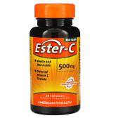 Buy Ester-C 500 mg 60 Caps American Health Online, UK Delivery, Vitamin Ester C